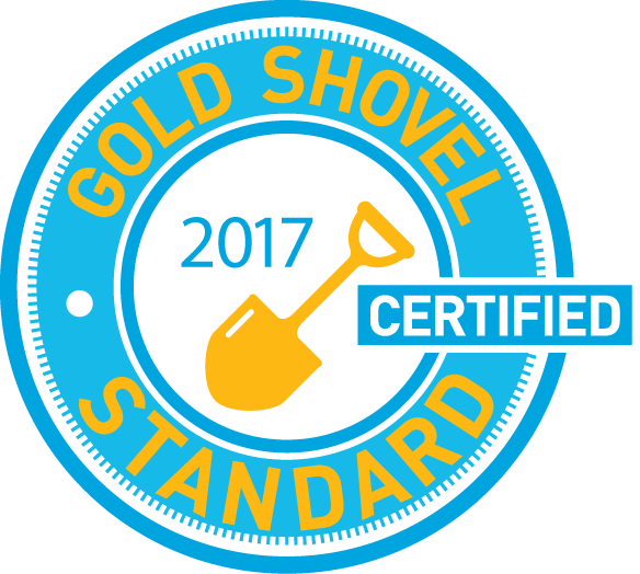 Golden Shovel Standard Certified Plumber in Chico, CA
